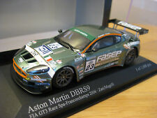 Minichamps 1:43 Aston Martin DBRS 9 BMS Scuderia #23 GT3 2006 RARE Ltd 1008pcs