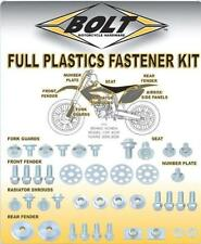 Bolt MC Hardware Full Plastics Fastener Kit HON-0150230 14-9960 2401-0848