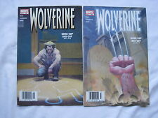 """WOLVERINE #s 188 & 189 : """"GOOD COP/ BAD COP"""" :COMPLETE 2 ISSUE STORY.MARVEL.2003"""