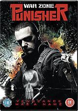 The Punisher: War Zone DVD (2009) Ray Stevenson