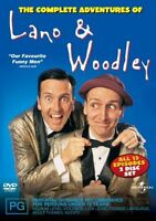 The Complete Adventures of Lano & Woodley  DVD [Region 4] RARE OOP