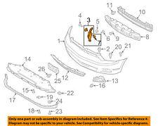 FORD OEM 10-14 Mustang Front Bumper Grille-Support Bracket Left AR3Z17C861B