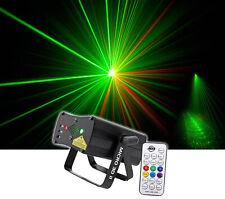 American DJ Micro 3D II Mini Red+Green Laser Club Stage FX Light ADJ Micro3D II