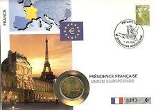 Gelegenheitsausgabe Münzen aus Frankreich