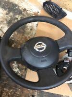 2003 nissan micra steering wheel