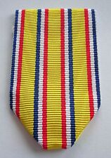 FRANCE: ruban NEUF plié pour la médaille d'honneur des pompiers.