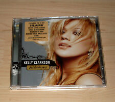 CD album-Kelly Clarkson-Breakaway: since U been gone + because of you +...