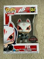 FOX Persona 5 Funko Pop Vinyl New in Box In Hand