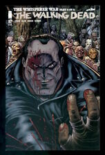 THE WALKING DEAD #162 Negan variant cover Image 2017 NM+