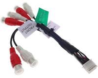 Pioneer Cavo 12pin Amplificatore Cavo Rca Line Out Adattatore Spina Deh Avh