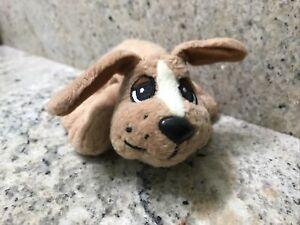 """2004 Mattel Pound Puppies Dog 6"""" Plush Stuffed Animal C5080 Hound"""
