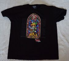 Zelda The Windwaker Stained Glass Shirt Size 2XL