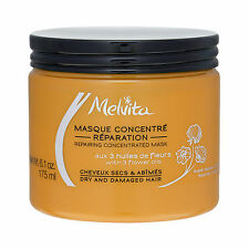 Melvita Repairing Concentrated Mask Dry Damaged Hair 6.1oz,175ml Haircare #15746
