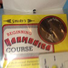 Beginner Harmonica Course By Smokey Greenwell-kz