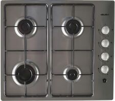 Bush AG60GNSS 60cm Gas Hob - Stainless Steel -From the Argos Shop on ebay