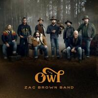 Zac Brown Band - The Owl [CD] Sent Sameday*