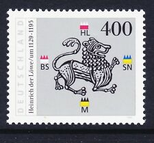 Germany 1902 MNH 1995 Henry the Lion - Duke of Bavaria Issue very Fine