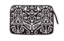 Trina Turk Black White Protective Pouch Tablet Sleeve Case 4215