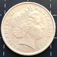 2009 AUSTRALIAN 10 CENT COIN