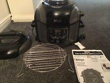 Ninja OP300UK Foodi Multi Cooker 6 Litres Black