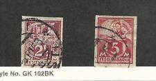Estonia, Postage Stamp, #61-21 Used, 1922
