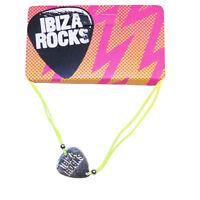 OFFICIAL Fedde Le Grand Ibiza Charity Woven Wristband Black Bracelet RRP £20.00