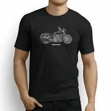 Victory Octane Inspired Motorcycle Art Men's T-Shirt