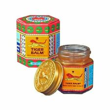19.4g Tiger Balm Red Jars Extra Strength Pain Relief Headaches Muscular Join 1 X
