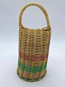 PA Meinl Professional Caxixi Woven Coloured Rattan Shaker Percussion Instrument