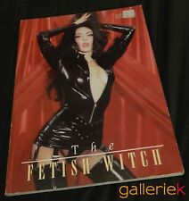 THE FETISH WITCH 1996 MARQUIS 1996 SIMONE DIE HEXE ANDREAS DIETZE LTD ED 5000