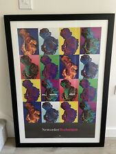 More details for new order technique promo poster qwest records usa factory records peter saville