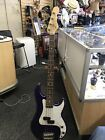 G&L LB100 Fullerton 4 String Bass Guitar Purple