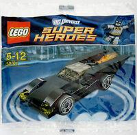 LEGO Super Heroes 30161 Batman Batmobile Auto DC Comics Promo Polybag Bag Beutel