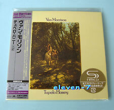 VAN MORRISON Tupelo Honey JAPAN mini lp cd  FOC brand new & still sealed