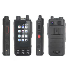 Unlocked W6 IP68 Waterproof Smartphone Android 8.1 Real-Ptt Zello Walkie Talkie