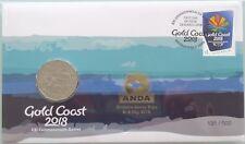 2018 Australia ANDA Brisbane O/P PNC Gold Coast 2018 XXI Commonwealth Games