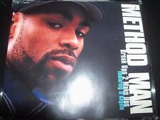 Method Man ‎– Break Ups 2 Make Ups Australian CD Single – Like New
