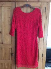 Atmosphere Dress Red16