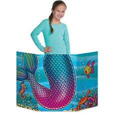 Mermaid Tail Photo Prop One Size