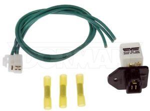 Dorman 973-501 Blower Motor Resistor Kit With Harness For 01-09 Aspen Durango