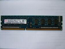 Hynix 2gb 2rx8 RAM ddr3-10600u 1333mhz/240 pin memoria
