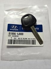 Genuine Hyundai Key Blank-Coupe à code-i20, i30, i40, ix20, ix35, Tucson