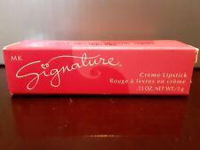 Mary Kay Signature Creme Lipstick Black Raspberry Lot of 3