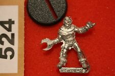 Warhammer 40k Rogue Trader Era Space Pirates Testbed Slave Cyborg Servitor Mint