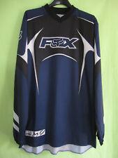 Maillot Motocross Rider Moto Racing cross Fox Vintage Jersey - S