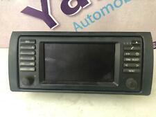 1Y4420 BMW E39 5er E53 X5 Bordmonitor Widescreen 16:9 Navi Mit Pixelfehler