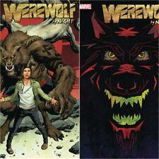 Werewolf By Night #1 - Marvel Comics 10/21/20