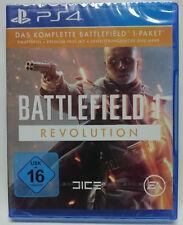 Battlefield 1 Revolution Edition PS4 Spiel + Premium Pass Sony PlayStation NEU