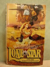 Lone Star and the James Gang's Loot # 65 by Wesley Ellis (1988, Paperback) B0364
