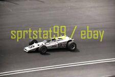 Johnny Rutherford #18 @ 1970 USAC California 500 - Vtg Race Negative 9754